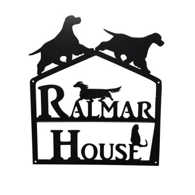 House Sign Ralmar House_-400x400